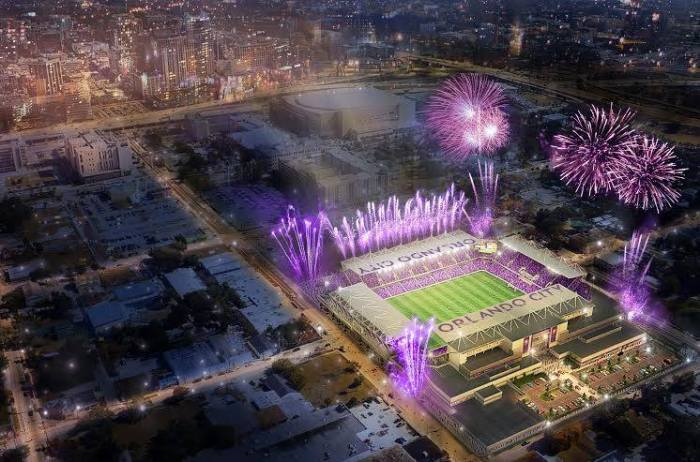 Orlando City stadium rendering 1