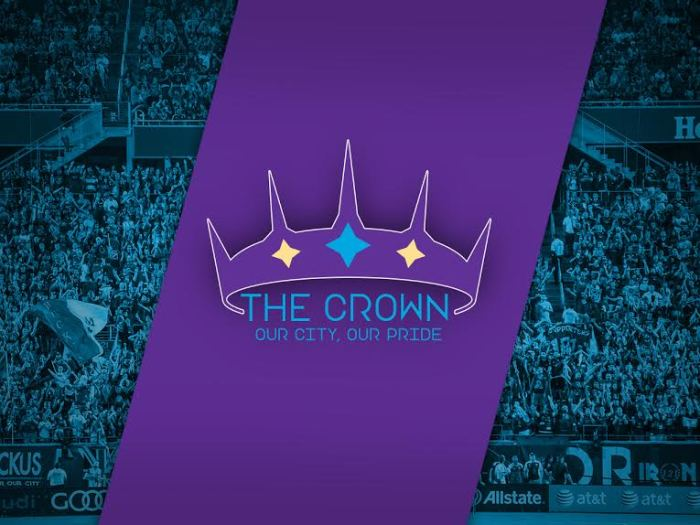 The Crown logo 1