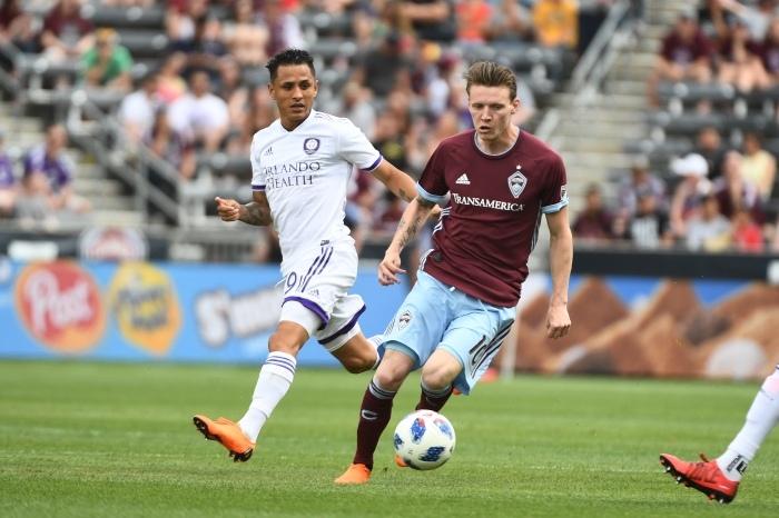 Colorado Rapids v Orlando City