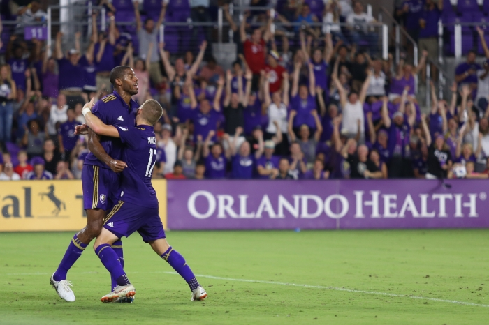 Orlando City vs Toronto MS 20180714
