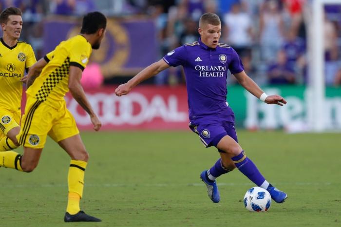 MLS: Columbus at Orlando