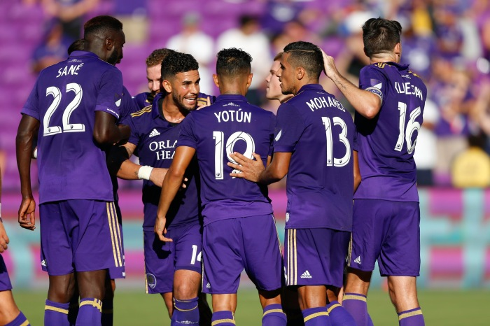 MLS: Columbus at Orlando
