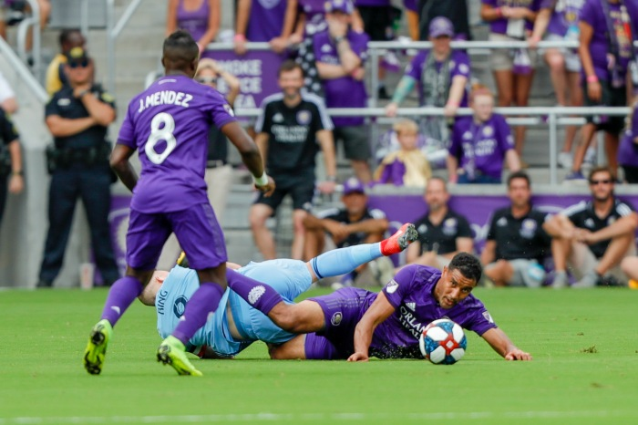 MLS: NYC FC at Orlando