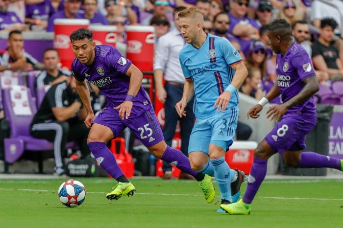 MLS: NYC FC at Orlando