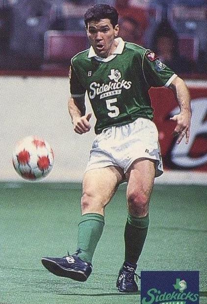 Sidekicks 90-91 Home Mike Powers