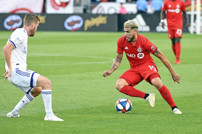MLS: Orlando City SC at Toronto FC