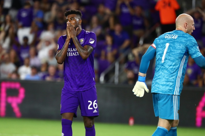 MLS: Atlanta United FC at Orlando City SC