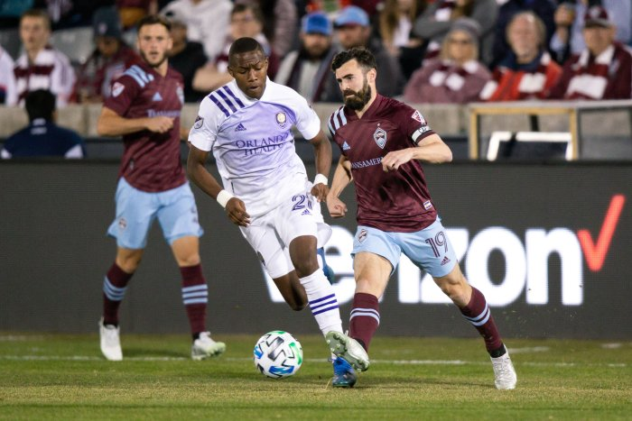 MLS: Orlando City SC at Colorado Rapids