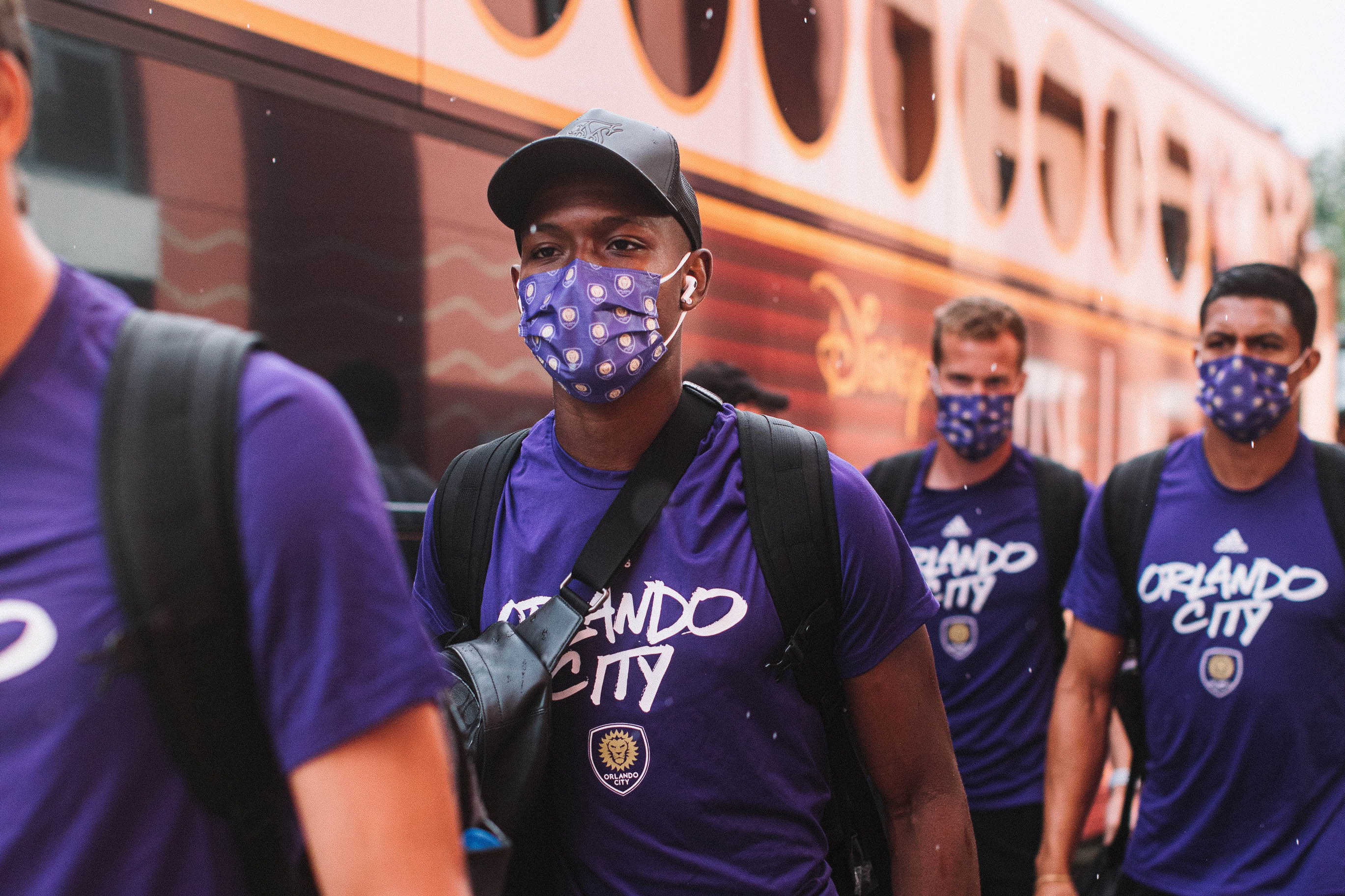 Arrival to Hotel on 06_25 - Orlando City SC - Swan Hotel_m1216